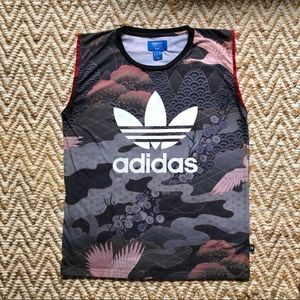 Adidas Originals x Rita Ora Geisha Top S